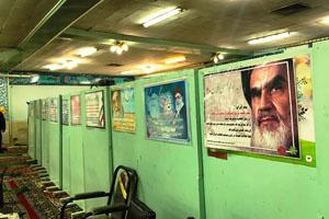 نمايشگاه پوستر  سير نمايشگاهي انقلاب اسلامي
