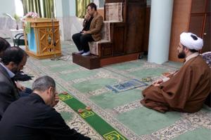 مراسم شهادت امام هادی النقی علیه السلام