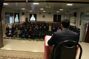 """اولین نشست از سلسله نشست های """"تبیین بیانیه گام دوم انقلاب اسلامی"""""""