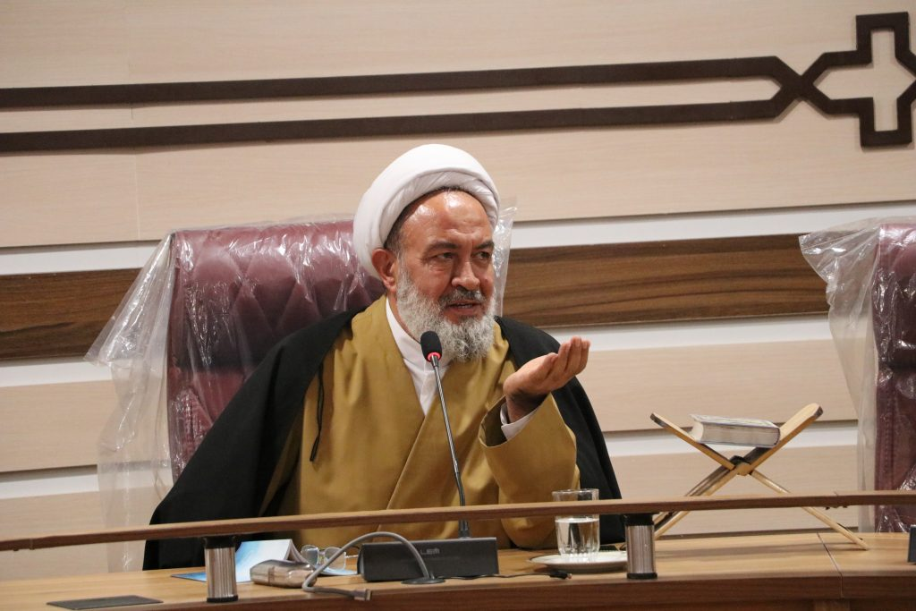 برگزاری جلسه تحلیل بیانیه گام دوم انقلاب از دیدگاه قرآن کریم