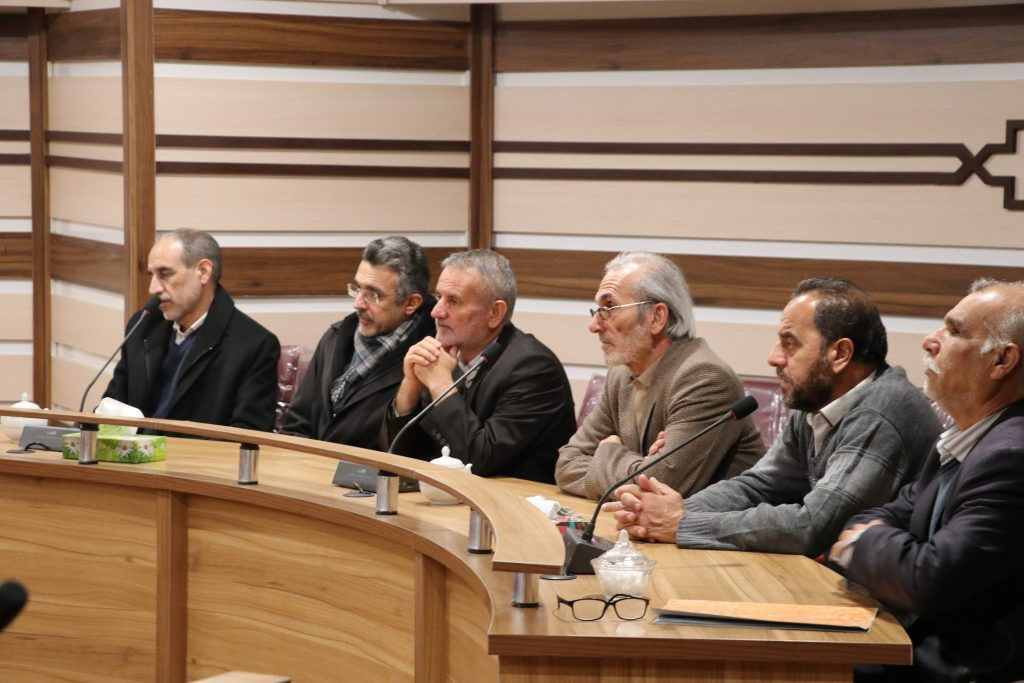 برگزاری جلسه دوم تفسیر قرآن ویژه اساتید و اعضای هیئت علمی دانشگاه خوارزمی
