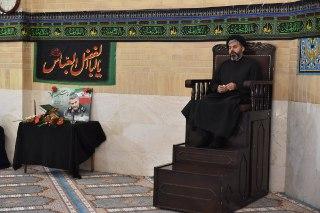 برگزاری مراسم بزرگداشت سهپبد شهید حاج قاسم سلیمانی و همرزمان شهیدش