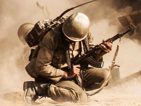 خاطرات دفاع مقدس به روایت تصویر