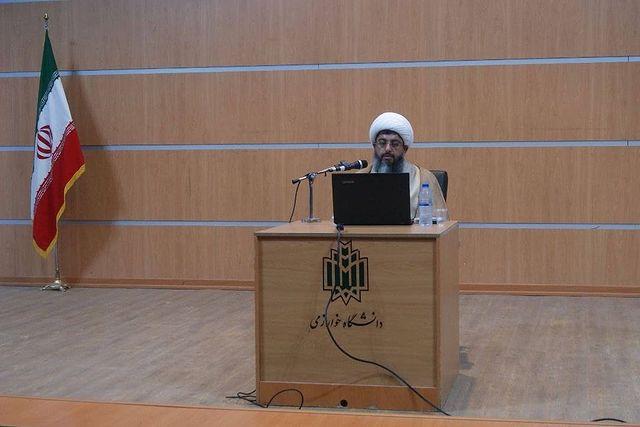نشست بصیرتی با موضوع حضور حداکثری و شاخصه های انتخاب اصلح برگزار شد…