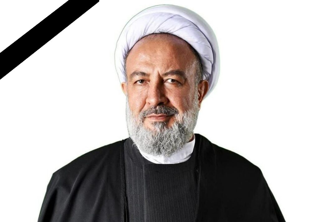 پیام تسلیت مسئول نهاد به مناسبت رحلت حضرت آیت الله حاج شیخ صادق رزاقی